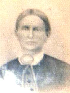 Mary Reynolds, 2nd wife of Peter Hovious