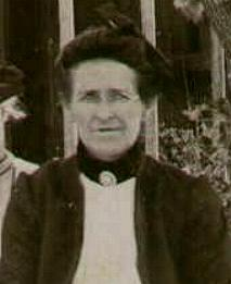 Kate Hovious Owens ca. 1904, aged 53.